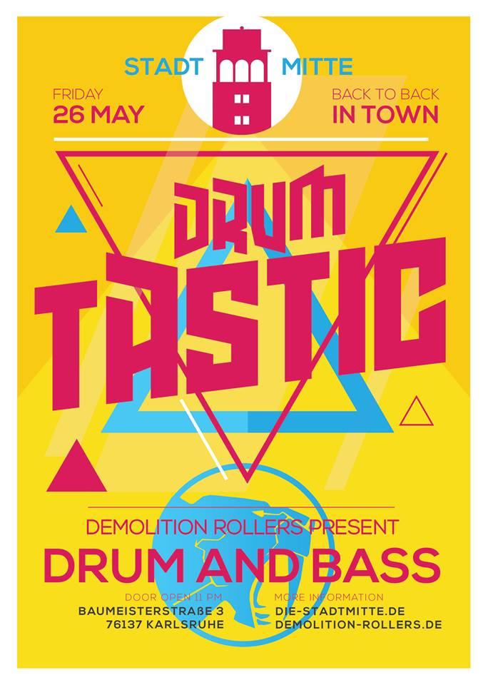DrumTastic 26.05.2017